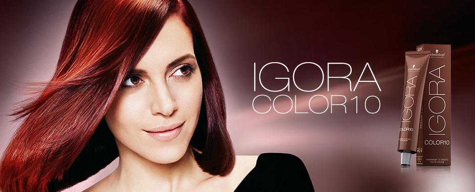 Igora Color10 Essentials Hair And Beauty
