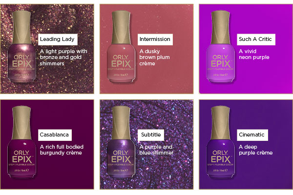 Orly Epix Colour